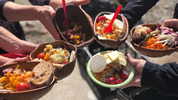 Yoga, Meal Prep + Organic Lunch' at 5K with Cattail Organics