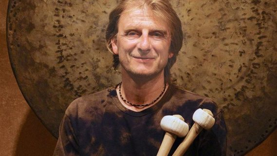 Hans Christian's Spring Equinox Gong Immersion Concert