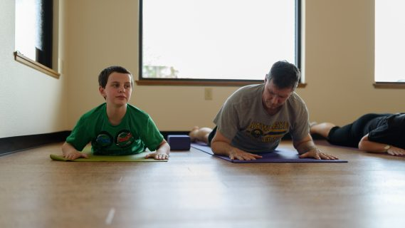 Intro to Yoga for Kids (Ages 6-10) and Parents