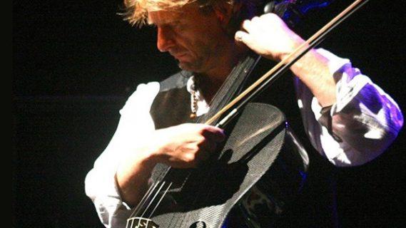 Yoga Accompanied by Hans Christian on Cello