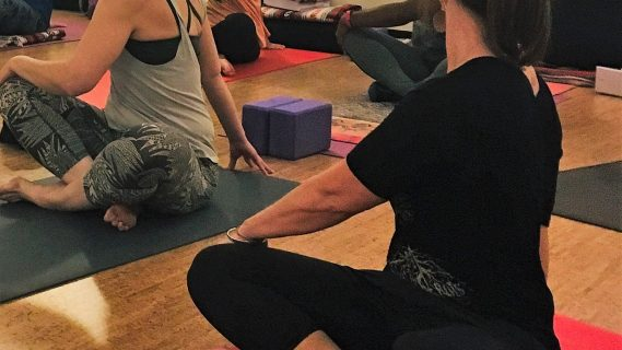 240 hr Yoga Teacher Training