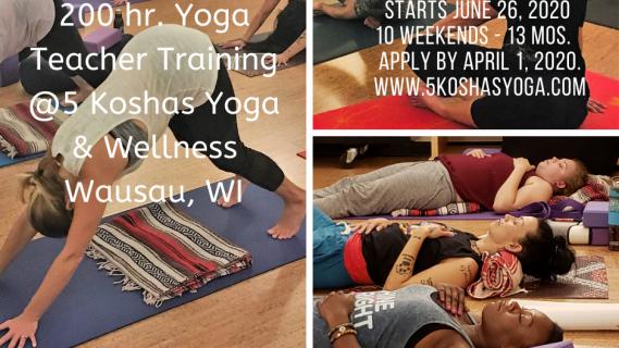 200 Hour Yoga Teacher Training for RYT-200 Info Session by Webinar