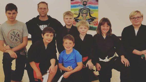Online Children's Martial Arts Classes: Mini & Little Dragons